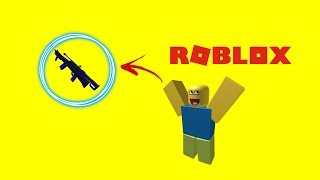 I found the most top weapon of ROBLOX!! -MARCUS TUTORIALS
