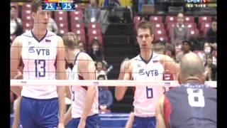 Rússia x Estados Unidos - Copa dos Campeões de Vôlei Masculino 2013