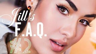 Jill's F.A.Q. #2 Английский, Люкс, Украшения, Критика, Помады ♡(Привет, красотки! В этом видео я продолжу отвечать на часто повторяющиеся вопросы, а именно: 1. Почему я не..., 2016-04-04T10:15:27.000Z)