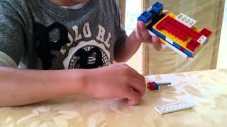Lego Hockey Table By Hillel