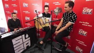 Slza - Lhůta záruční / City live na radiu City (22.10.2015)