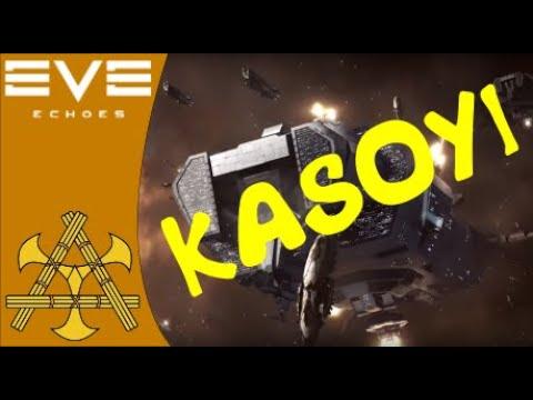 EVE Echoes - Новая раса Kasoyi и более реальные новости! Девблог 04/2020.