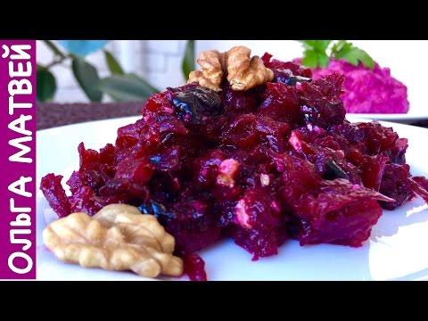Рецепт салата с отварной