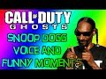COD Ghosts Funny Moments #16 - Snoop Dogg Voice DLC, Funny Kills, SnR