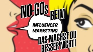 ✌️ Influencer Marketing - Mach diese Fehler nicht✌️ (ft. Benjamin Jaworskyj) | #FragDenDan