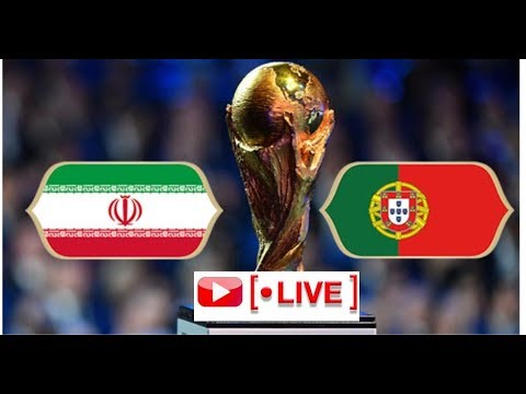IRAN vs PORTUGAL - Match en Direct - 25/06/2018