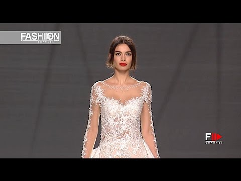 DEMETRIOS Barcelona Bridal Fashion Week 17 - Fashion Channel