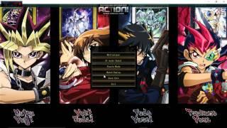 Colocando As Cartas Feito Nos Animes e Em HD E Mudando a Skin
