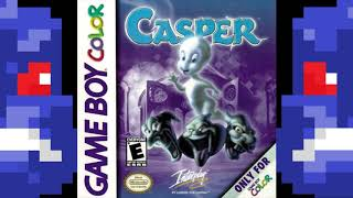 [Game Boy Color] Casper OST - Old Mansion [Better Quality]