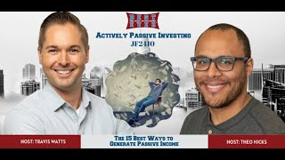 15 Best Ways to Generate Passive Income