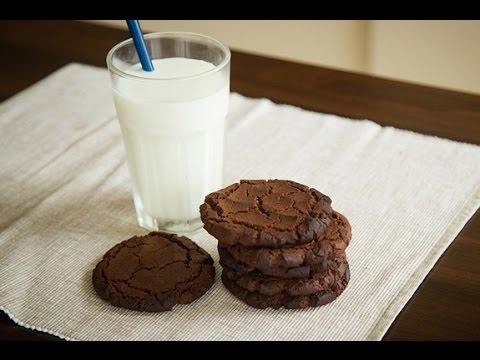 Рецепты шоколадных печений в домашних условиях с фото 177