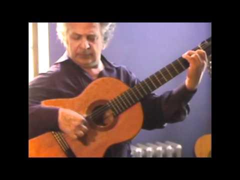 Zambra Granadina - Dennis Koster - 1951 Marcelo Barbero guitar