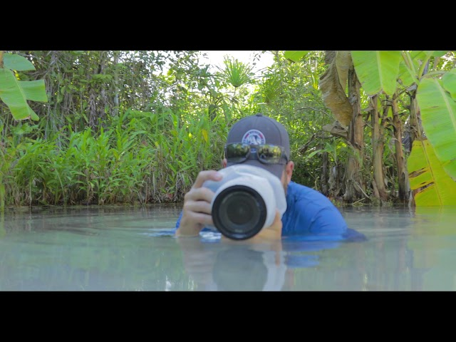 Outex Underwater Housing goes to Jalapao, Brazil with Ale Socci Extreme Photography