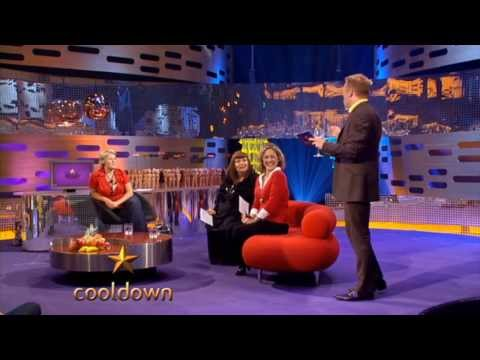 Graham Norton  Show 2007-S1xE10 Dawn French, Sarah Beeny-part 2