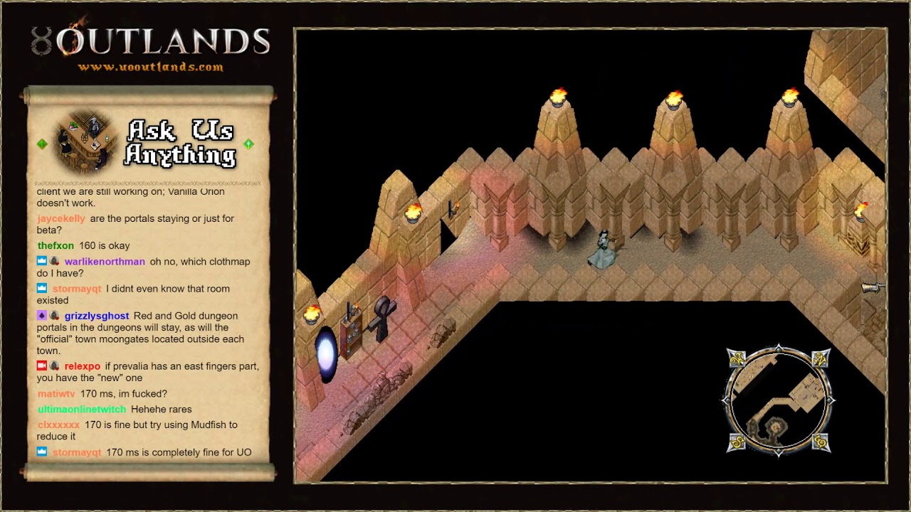 Ultima Online: Outlands! Freeshard Launch Oct 27th