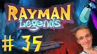 Rayman Legends - HEHE EINDELIJK!? - Deel 35