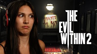 We Faced Our Nightmares In The Evil Within 2 • Gameplay