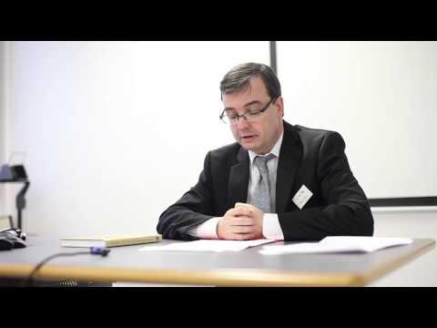 Université d'Économie Autrichienne 2013 - Conférence n°2