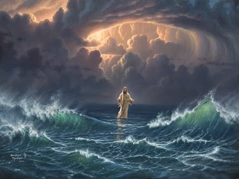 Dream September 11, 2016 JESUS,  KING OVER The Storms...LORD of The Sabbath...