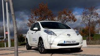 Prueba Nissan LEAF - ActualidadMotor
