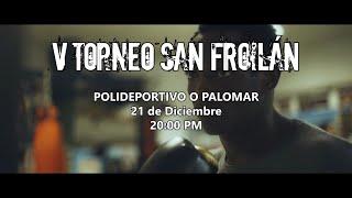 V Torneo San Froilán de Boxeo en Lugo   Vídeo Promocional