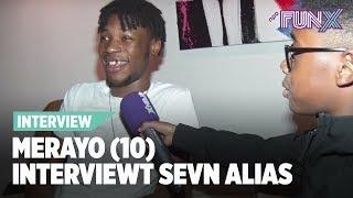 10-jarige Merayo interviewt Sevn Alias: