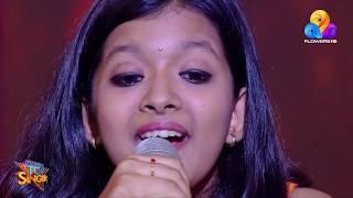 മധുര മനോഹര ഗാനവുമായി ജെനിഫർ...!! | Top Singer | Viralcuts