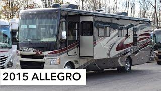 2015 Tiffin Allegro 36la | Class A Gas Motorhome