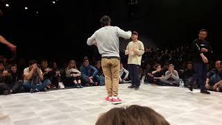 LCB 2017 | Pac Pac & Willy (France) vs Issei & Taisuke (Japan)