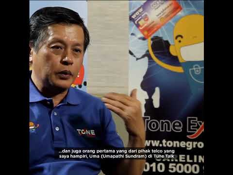 Video Temubual Bersama CEO Tone Group, Mr Mr Neillson Tong