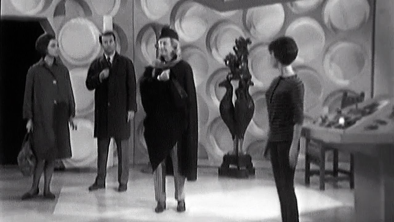 How Doctor Who First Started as a Family Educational TV Program (1963)