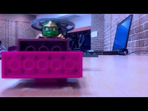Anderson's Lego Movie