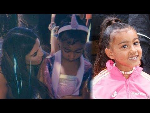 Kim Kardashian Hilariously TROLLS North West On Her 5th Birthday
