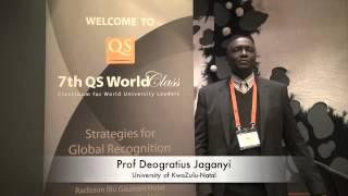 7th WorldClass - Interview with Prof Deogratius Jaganyi - University of KwaZulu-Natal, South Africa