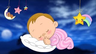 Baby Brain Development | Lullaby For Babies To Go To Sleep - Christmas Songs