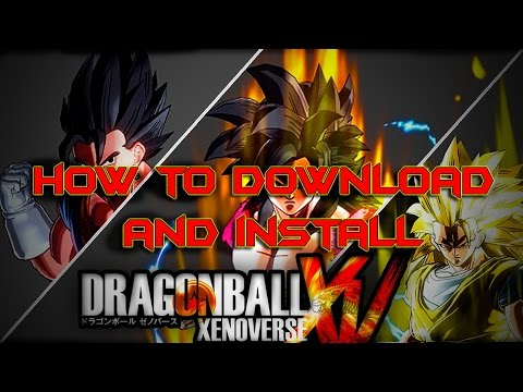 How To Download and Install Dragon BallXenoverse ( Direct + Torrent Link ) ( With Proof )