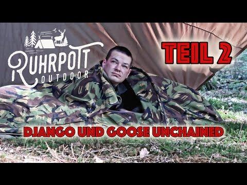 Django und Goose unchained - Teil 2/2 - Ruhrpott Outdoor