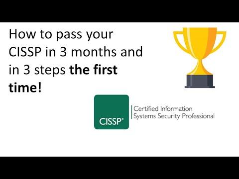 pass-2019-cissp-first-time!