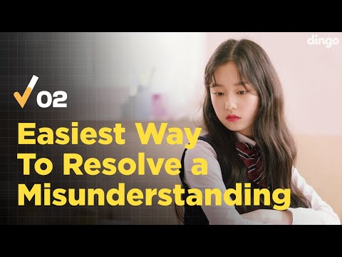 (Eng Sub) The Easiest Way To Solve Misunderstandings [Not A Robot | Ep.02]