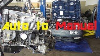 Auto to Manual Swap (Parts List) Part 1