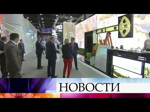 Владимир Путин выступит на пленарном заседании Петербургского международного экономического форума.