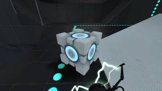 PORTAL 2 [SP] How to Raise a Demon Child by camerson1313