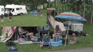 Camperen op Camping Zeestrand Termunterzijl