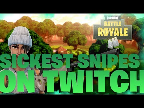 MITCH JONES | THE SICKEST SNIPES ON TWITCH TV