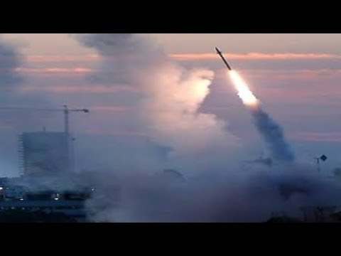 Netanyahu USA Visit Shortened Islamic Terrorist Group HAMAS Missile Attack Israel March 2019 News