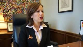 Minnesota State Senator Melisa Franzen on Safe Routes to School