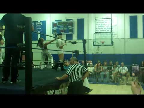 Iron City Mauler, Santos, Droogs, Angel Crush at CCW Oct. 2016
