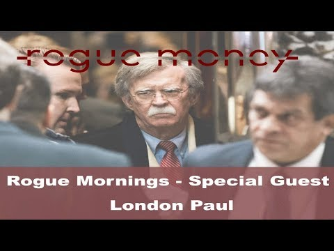 Rogue Mornings - Special Guest - London Paul (5/23/2018)