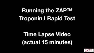 ZBx Cardiac Troponin I Rapid Test