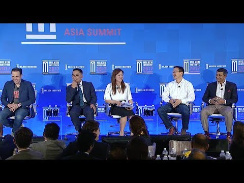 Lunch Program | The World in 2037: Asia On Demand